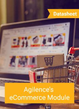 Agilence eCommerce Module