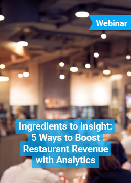 Webinar - Ingredients to Insight
