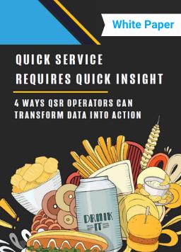 quick service quick insight