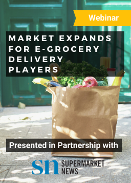 eGrocery Delivery Webinar